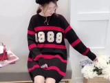 清仓中老年服装短袖时尚儿童毛衣尾货服装批发