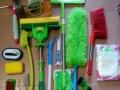 家庭保洁工具齐全