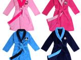 新款儿童珊瑚绒睡袍秋冬卡通睡袍男童女童家居服