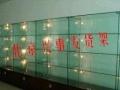 北京烤漆展柜、木质展柜、钛合金货架、玻璃展柜等