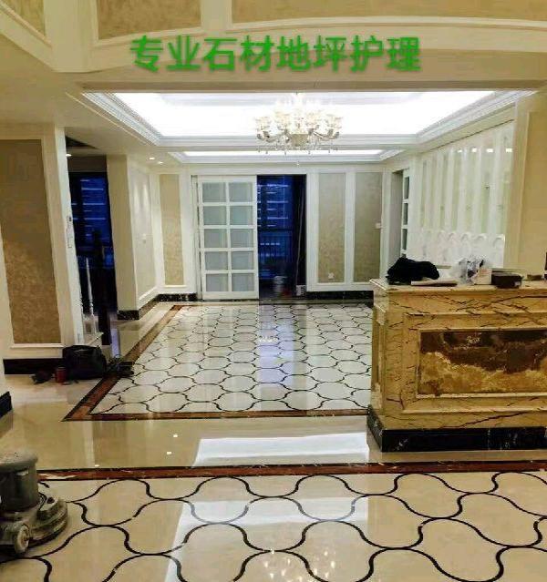 广澳大理石护理瓷砖美缝工程