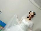 个人婚纱 只婚礼穿过4个小时 价格可议