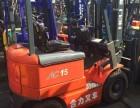 无锡二手合力电动叉车.合力2吨电动叉车电瓶叉车