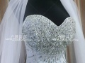 襄阳卢娜造型婚纱礼服秀禾在卢娜定能找到属于你的嫁衣