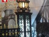 特色铁艺锻打欧式壁灯 吊灯 装饰灯