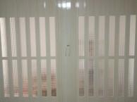 唐山市金科尔pvc折叠门移门隔断伸缩门安装售后本市