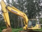 转让 挖掘机小松个人土方车
