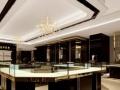 定制珠宝柜台、化妆品展柜、服装展柜、中药柜、鞋柜