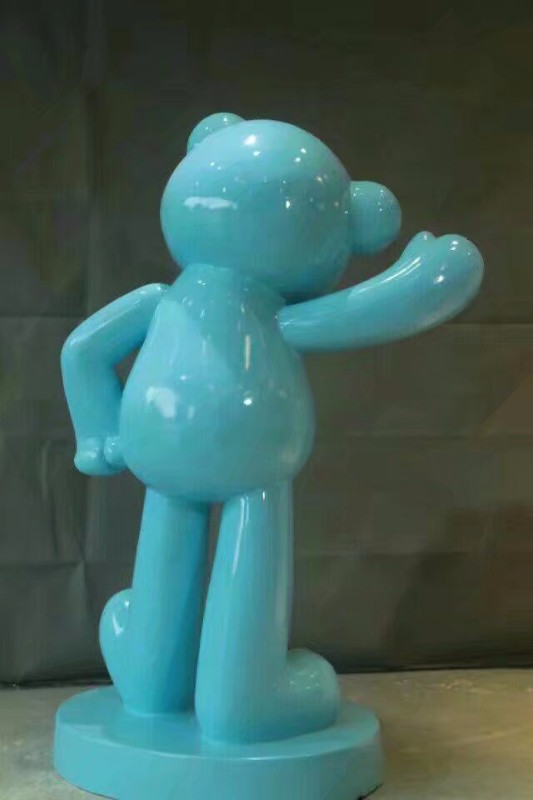 碰然玻璃钢广东惠州玻璃钢雕塑