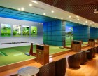 沈阳悦球室内高尔夫练习场奥科优力智能您无悔的选择!