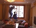 柳州登高保洁/专业清洗玻璃高效率 高质量