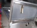 二手单头炒炉小炒炉炒灶15KW饭店大功率电磁炉