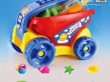 【特大号】玩沙/戏水玩具 儿童塑料沙滩玩具车 能坐人超拉风 21