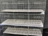 优质三层9位无底大九商品笼 塑料板底 竹板底 兔用配件齐全