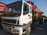 46米三一二手泵车二手混凝土泵车供应