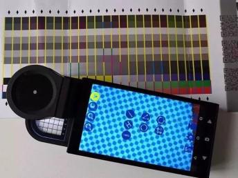 网点检测仪 测量印刷品质