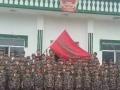 哈尔滨老兵军事夏令营