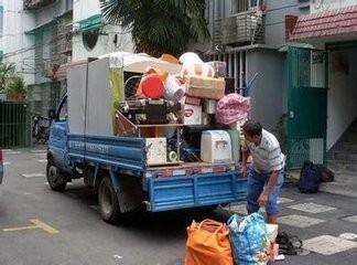 高峰不限行个人低价小货车面包车出租小型搬家货物运输搬运拉货
