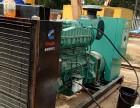 菏泽kw发电机出租价格