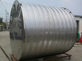 大量出售不锈钢圆形保温水箱