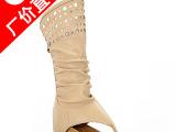 厂家直销 2014夏季新款 时尚女鞋凉鞋平底批发 鞋子代理加盟免