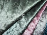 【一米起订】HY-37系列(超柔软)经编韩国绒布 窗帘面料批发