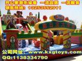 儿童滑梯蹦蹦床充气城堡室外大型淘气堡玩具