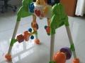 99成新儿童玩具扶手架