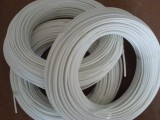 专业生产销售硅树脂玻璃纤维套管,矽质套管,自熄管,矽套管