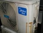一年的美的空调,一拖一3P风管机,出售2台