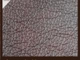 厂家大量现货批发优质皮革 箱包手袋用人造革 高档红棕色超仟革