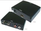 VGA转HDMI 转换器 (VGA to HDMI) 音频转换器