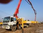 江苏普茨迈斯特SG5341二手混凝土泵车
