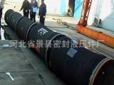 供应大口径胶管 钢丝骨架吸排泥橡胶管 钢丝输水胶管