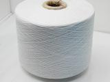 苍南厂家供应优质泰坦棉纱21支漂白纱 涤棉纱tc纱再生棉