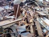 白云高价回收铜板 铝合金门窗回收高价收购
