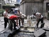 南京化糞池清理公司,清理污水池,疏通污水管道,淤泥干濕分離