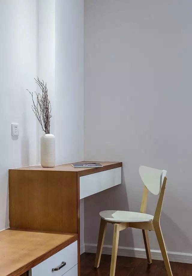 西安今朝装饰 西安家装 建邦华庭130平米冷淡风格装修效果