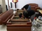 深圳酒店沙发翻新换皮换布