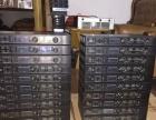 大量出售 回收ktv酒吧功放音箱调音台效果器话筒