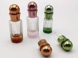 厂家定制锌合金香水盖精油款喷雾款两用香水盖化妆品金属香水盖