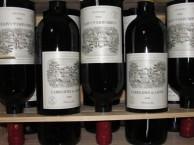 海口专业红酒回收 法国八大名庄