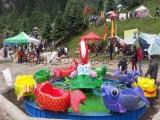 鯉魚跳龍門適合廣場游樂場公園的兒童娛樂設施占地8米乘坐16人