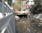 专业清理市政化粪池 高压清洗管道 吸粪