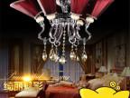 舜艺灯饰95007客厅水晶灯批发客厅吊灯现代水晶吊灯客厅灯具灯饰