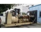 常州柴油发电机组回收公司 专业回收康明斯发电机