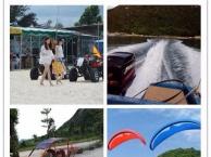 惠州碧海湾激情漂流一日游,周末休闲旅游的必选之地