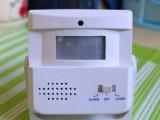 电子迎宾器 欢迎光临叮咚红外人体感应报警器语音迎客门铃声音大
