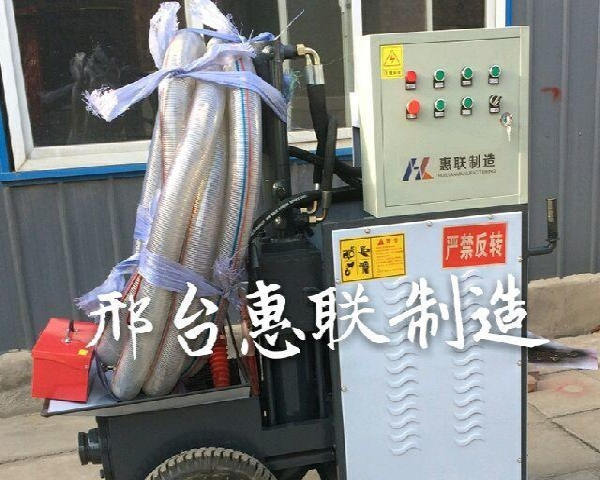 供应二次构造柱泵 细石混凝土二次结构柱浇筑泵
