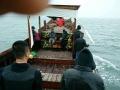 大连海葬服务私人出租船